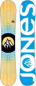 Jones Mountain Twin 2010/2011 snowboard