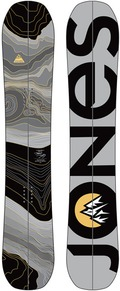 Jones Solution 2010/2011 snowboard
