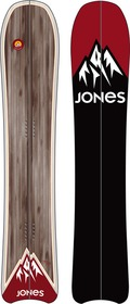 Jones Hovercraft Split 2011/2012 snowboard