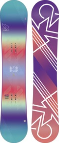 K2 Eco Pop 2011/2012 snowboard