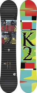 K2 Lifelike Wide 2011/2012 snowboard