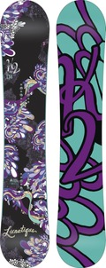 K2 Lunatique 2011/2012 snowboard
