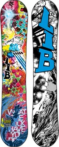 LIB Technologies Travis Rice Pro Horsepower 2011/2012 snowboard