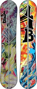 LIB Technologies Travis Rice Pro Split 2011/2012 snowboard