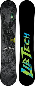 LIB Technologies Dark Series 2011/2012 snowboard