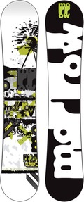 Morrow RV Wide 2010/2011 snowboard