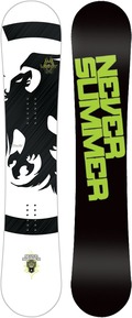 Never Summer Legacy 2010/2011 snowboard