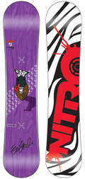 Nitro The Mini Pro Eero 2007/2008 snowboard