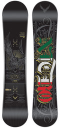 Nitro The Mini Pro MFM 2007/2008 snowboard