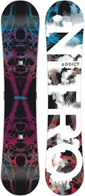 Nitro Addict Wide 2011/2012 153 snowboard