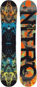 Nitro Addict Wide 2011/2012 156 snowboard