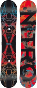 Nitro Addict Wide 2011/2012 159 snowboard