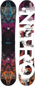 Nitro Addict Wide 2011/2012 162 snowboard