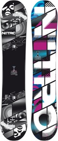 Nitro Team Wide 2011/2012 159 snowboard