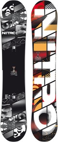 Nitro Team Wide 2011/2012 165 snowboard