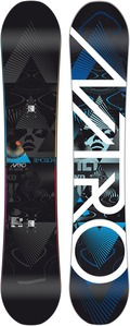Nitro Blacklight Gullwing 2011/2012 snowboard