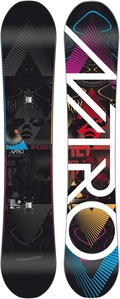 Nitro Blacklight 2011/2012 snowboard