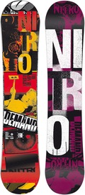 Nitro Demand 2011/2012 138 snowboard