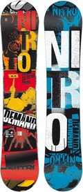 Nitro Demand 2011/2012 142 snowboard