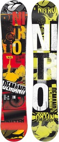 Nitro Demand 2011/2012 146 snowboard