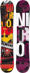 Nitro Demand 2011/2012 149 snowboard