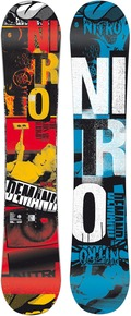 Nitro Demand 2011/2012 snowboard