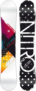 Nitro Lectra Colorband 2011/2012 snowboard