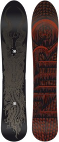 Nitro Slash 2011/2012 161 snowboard