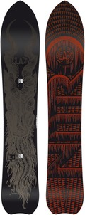Nitro Slash 2011/2012 171 snowboard