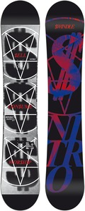 Nitro Swindle 2011/2012 snowboard