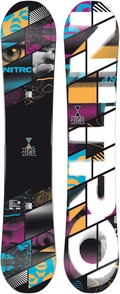 Nitro Team Gullwing 2011/2012 152 snowboard