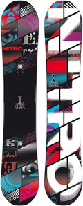 Nitro Team Gullwing 2011/2012 155 snowboard