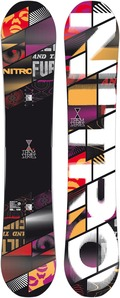 Nitro Team Gullwing 2011/2012 157 snowboard