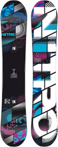 Nitro Team Gullwing 2011/2012 159 snowboard