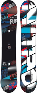 Nitro Team Gullwing 2011/2012 snowboard