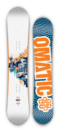 O-Matic Awesome 2009/2010 snowboard
