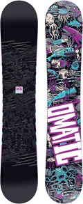O-Matic Awesome 2010/2011 snowboard