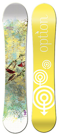 Option Bella 2008/2009 snowboard
