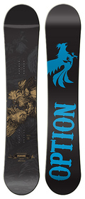 Option Franchise 2008/2009 snowboard