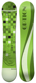 Option Redline 2008/2009 snowboard