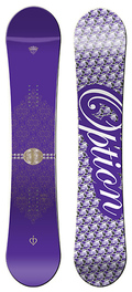 Option The Echo 2008/2009 snowboard