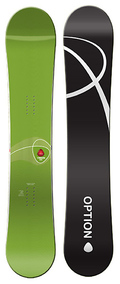 Option Vinson 2008/2009 snowboard