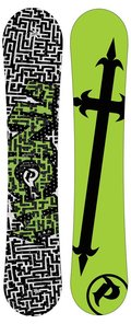 Palmer Andy Finch Twin 2008/2009 snowboard