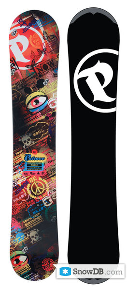 55a0aa3262a Snowboard Palmer Truth 2008 2009    Snowboard and ski catalog SnowDB.com