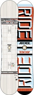 Ride Arcade UL Wide 2011/2012 snowboard