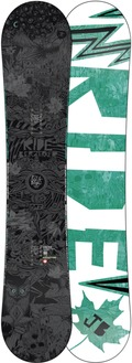 Ride Berzerker Wide 2011/2012 snowboard