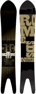 Rome Notch S 2010/2011 snowboard