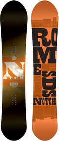 Rome Notch 2010/2011 snowboard