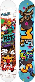 Rome Label Rocker 2011/2012 snowboard