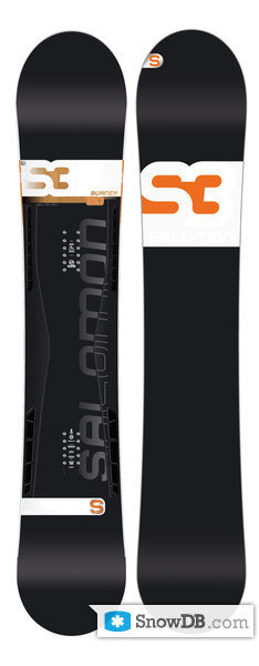 acquista per il più recente negozio online abile design Snowboard Salomon Burner 2007/2008 :: Snowboard and ski catalog ...
